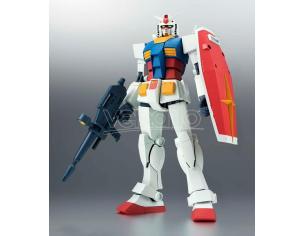 BANDAI ROBOT SPIRITS GUNDAM RX78-2 ANIME VER ACTION FIGURE