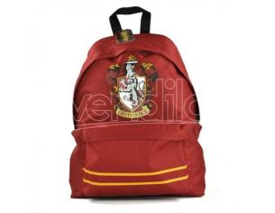 Zaino Grifondoro Harry Potter Zainetto Backpack Gryffindor Crest Half Moon Bay