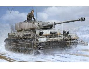 Trumpeter TP0922 CARRO GERMAN PZ.BEOB.WG.IV AUSF.J MEDIUM TANK KIT 1:16 Modellino