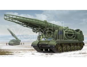 Trumpeter TP1024 EX SOVIET 2P19 LAUNCHER WITH R-17 MISSILE KIT 1:35 Modellino