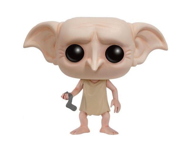 Funko Harry Potter POP Movies Vinile Figura Dobby 9 cm