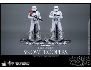 Hot Toys Star Wars MMS323 Stormtroopers Snowtroopers First Order 2 figure