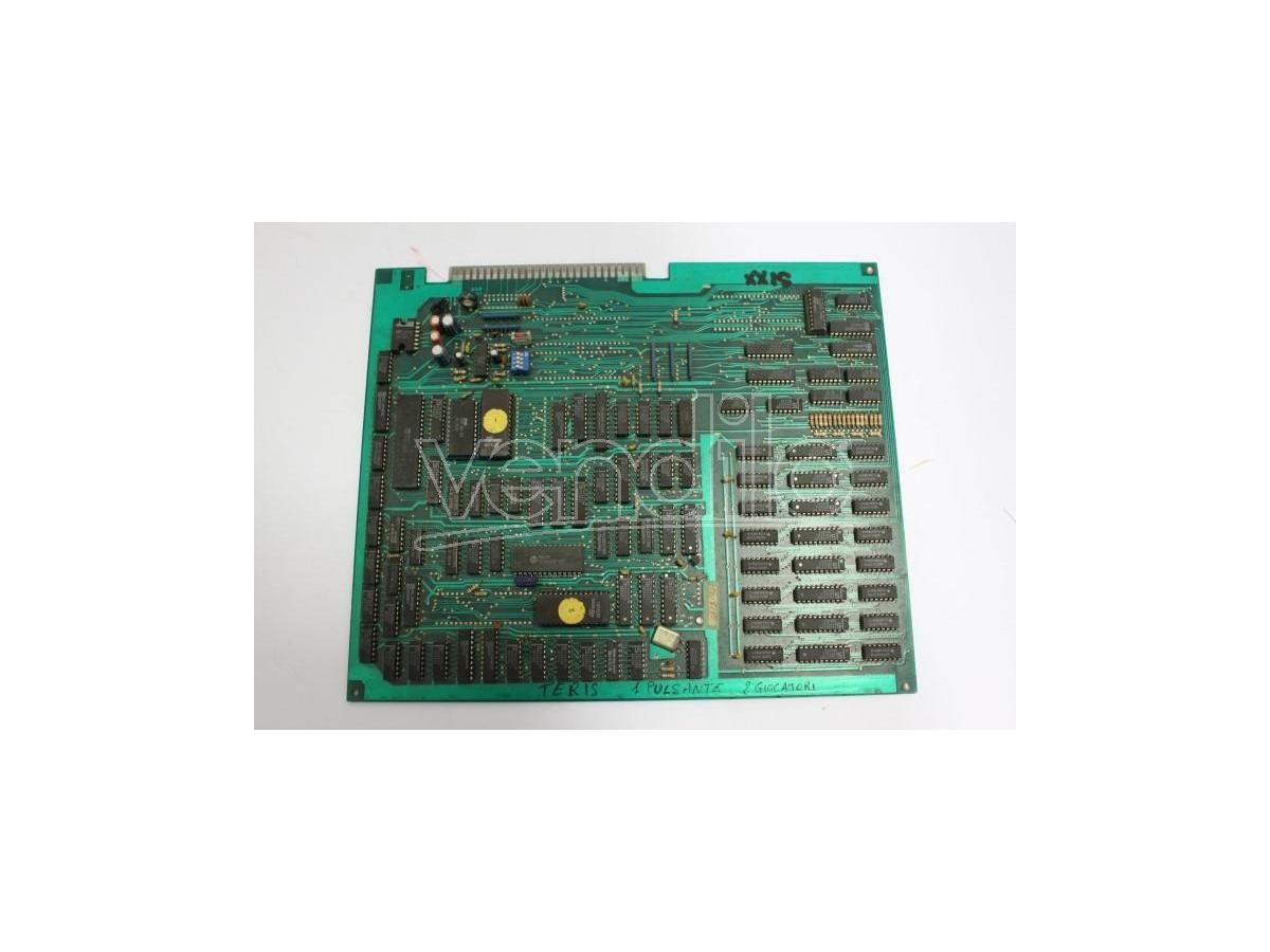Scheda Madre Tetris Neo Geo Japan ROM SNK  da testare