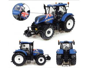 Universal Hobbies UH4901 NEW HOLLAND T7.225 UNION JACK EDITION 1:32 Modellino