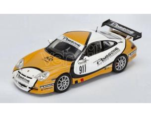 Spark Model S4479 PORSCHE 996 GT3 N.911 GT3 ROAD CHALLENGE 2004 1:43 Modellino
