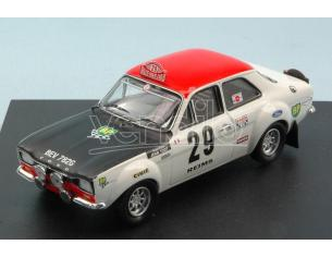 Trofeu TF0516 FORD ESCORT RS 1600 N.29 4th MONTE CARLO RALLY 1969 J.F.PIOT-J.TODT 1:43 Modellino