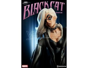 SIDESHOW TOYS MARVEL COMIQUETTE BLACK CAT BY CAMPBELL STATUA