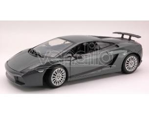 Mondo Motors MM50101S LAMBORGHINI GALLARDO SUPERLEGGERA SILVER 1:18 Modellino