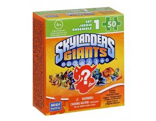Skylanders Giants Mini Mega 50 Jigsaw Puzzle Piece. Importato dal Regno Unito.