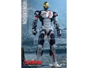 HOT TOYS AVENGERS 12 IRON LEGION AOU AF ACTION FIGURE