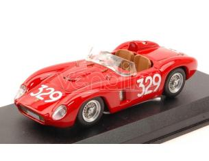 Art Model AM0342 FERRARI 500 TR N.329 GIRO DI SICILIA 1957 G.MUNARON 1:43 Modellino