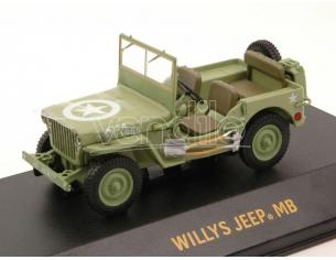 Greenlight GREEN86307 JEEP C7 1944 U.S.ARMY 1:43 Modellino