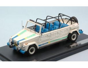 Matrix MX32105-051 VW THING LIMOUSINE 1979 PESCACCIA WHITE LIM.400 PCS 1:43 Modellino