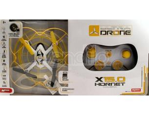 Mondo Motors MM63318 DRONE X15.0 HORNET cm 17 CAMERA INCLUDED (PICTURES 5 MEGA PIXELS) Modellino