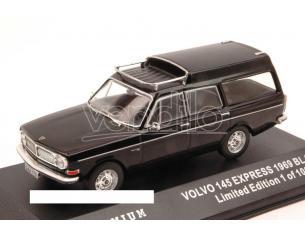 Triple 9 T9P-10010 VOLVO 145 EXPRESS 1969 BLACK 1:43 Modellino