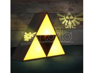 Lampada Multi-Colore Legend of Zelda Light Triforce 20 cm USB Paladone Products
