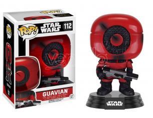 Figura Star Wars Episodio VII POP Movies Vinile Figura Guavian 9 cm