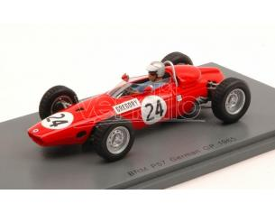 Spark Model S4793 BRM P57 M.GREGORY 1965 N.24 8th GERMAN GP 1:43 Modellino