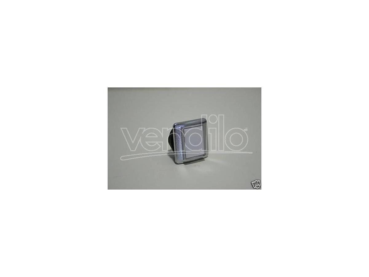 PULSANTE GENERICO BIANCO ARCADE SALA GIOCHI SLOT 3x3 cm