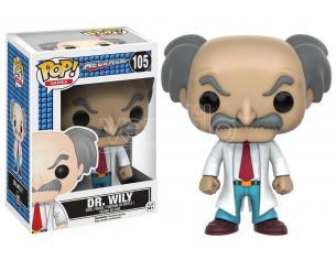 Figura MegaMan POP Games Vinyl Figure Dr. Wily 9 cm Funko