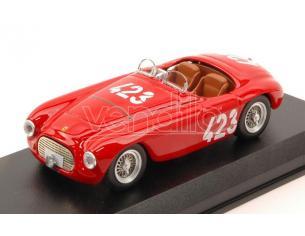 Art Model AM0345 FERRARI 166 MM N.423 WINNER GIRO SICILIA 1952 MARZOTTO-MARINI 1:43 Modellino