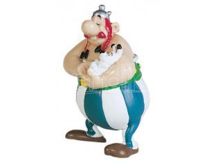 Plastoy Asterix Obelix Con Idefix Figura