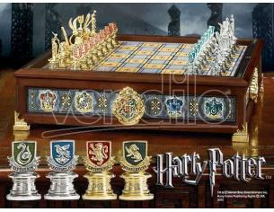 Scacchiera e Scacchi Quidditch Casate Hogwarts Harry Potter Noble Collection
