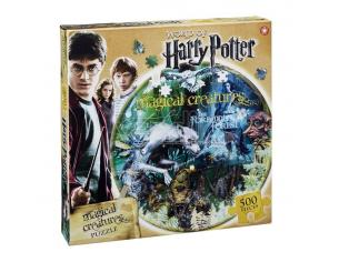 Harry Potter  Puzzle  Jigsaw Creature Magiche 550 Pezzi Winning Moves