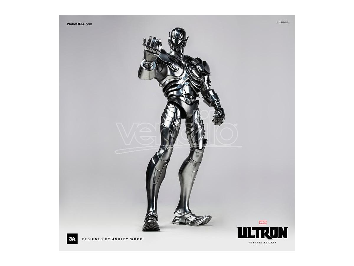 THREE A TOYS AVENGERS ULTRON REG VER AF ACTION FIGURE