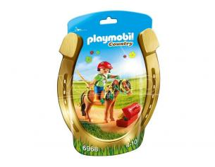 PLAYMOBIL 6968 - PONY BLOOMS