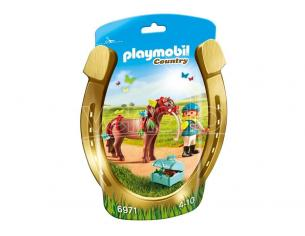 PLAYMOBIL 6971 - PONY BUTTERFLY