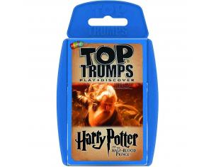 Top Trumps Harry Potter e il Principe Mezzosangue Carte Gioco Winning Moves