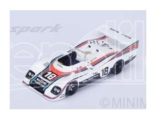 Spark Model S4169 PORSCHE 936 N.18 RETIRED LM 1976  R.JOEST-J.BARTH 1:43 Modellino