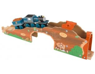 Mattel Y5195 - Fisher Price Il Ponte Tunnel