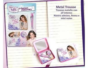 Violetta Trousse Metallolo Giochi Preziosi
