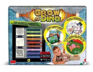 Multiprint 23894 GROW A DINO ALBUM TIMBRI E PENNARELLI