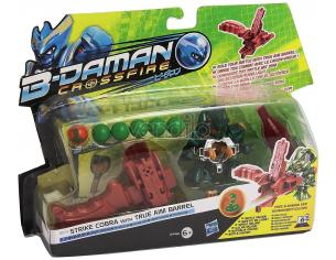 HASBRO - B-DAMAN personaggio e accessorio tv