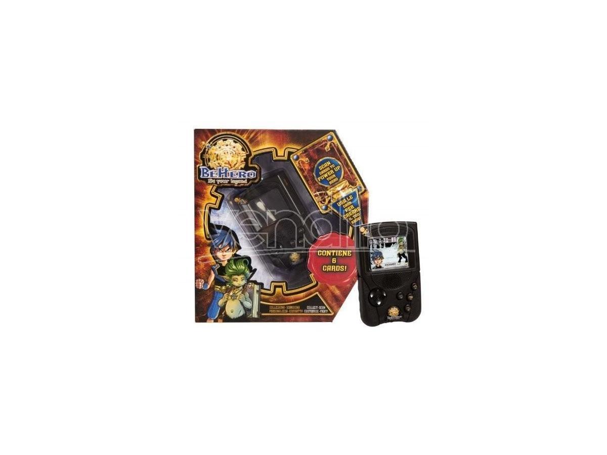 Giochi Preziosi BE HERO CONSOLE6 CARD
