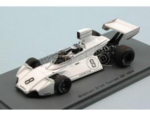 Spark Model S4786 BRABHAM BT44 R.VON OPEL 1974 N.8 9th SWEDEN GP 1:43 Modellino