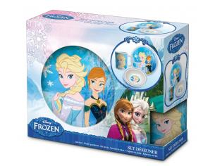 Set Colazione Frozen Breakfast Set Winter Easy Licences