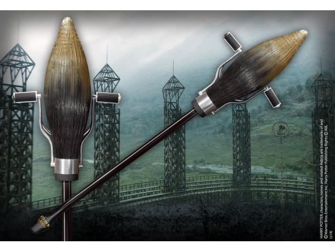 Scopa Magica Broom Nimbus 2001 Replica 1:1 Harry Potter Noble Collection