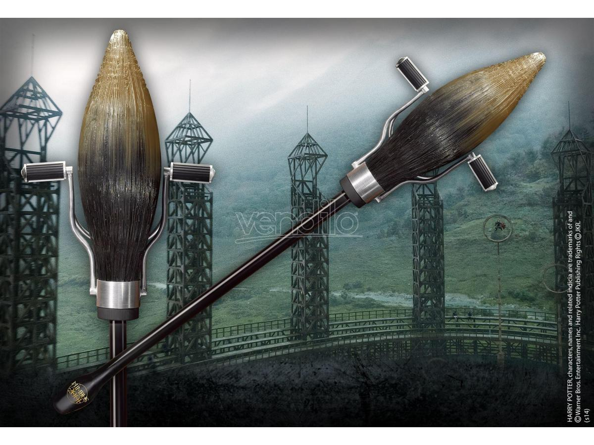 Harry Potter  Scopa Magica Broom Nimbus 2001 Replica 1:1  Noble Collection