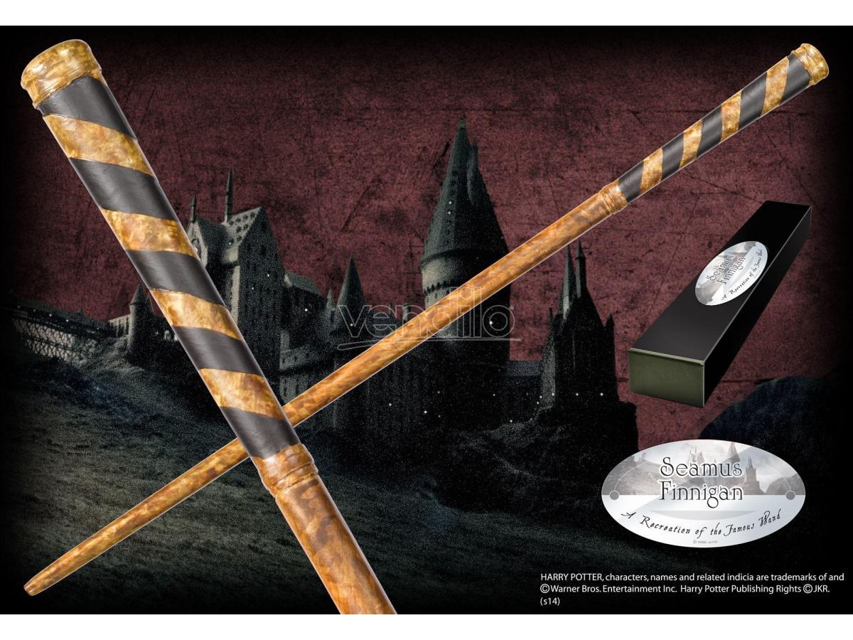 Bacchetta Magica Seamus Finnigan Harry Potter Character Noble Collection