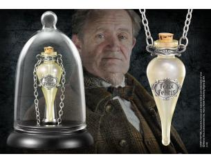Harry Potter Ciondolo Pozione Felix Felicis Con Espositore Noble Collection