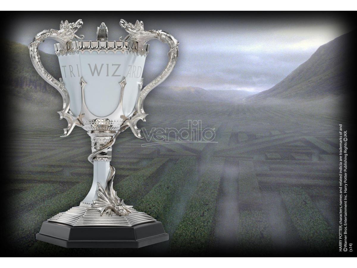 Harry Potter Coppa Del Torneo Tre Maghi Replica 20 Cm Noble Collection