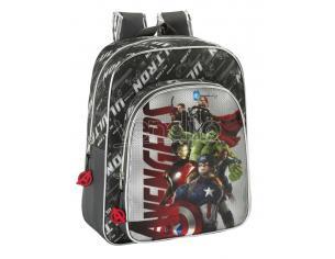 Zaino Zainetto scuola piscina palestra Avengers Age of Ultron Backpack Avengers 38 cm Safta
