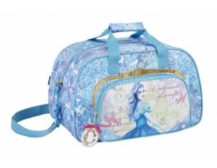 Borsa palestra piscina scuona Cenerentola Cinderella Sport Bag Moment Of Magic 40 cm Safta