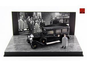 Rio RI4510P FIAT 519 S LIMOUSINE 1929 RE VITTORIO EMANUELE III + FIGURE 1:43 Modellino