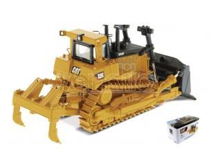 Diecast Master DM85158 CAT D10T TRACK TYPE TRACTOR 1:50 Modellino