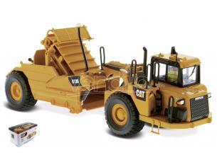 Diecast Master DM85235 CAT 613G WHEEL TRACTOR SCRAPER 1:50 Modellino